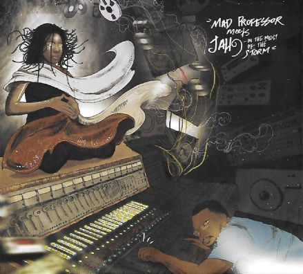 Mad Professor meets Jah9 - In The Midst Of The Storm (VP) CD